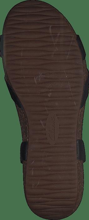 Clarks - Temira Compass Black Leather