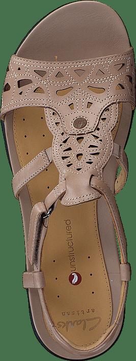 Og 53499 Valencia Brune Leather Tøfler Køb Sandaler Sand Clarks Un Online 01 Sko wCzXqPHxE