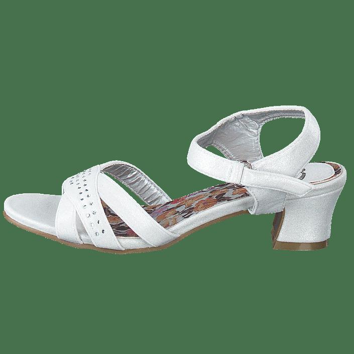 74084a198ff Köp Donna Girl 180517 White Vit Skor Online | FOOTWAY.se