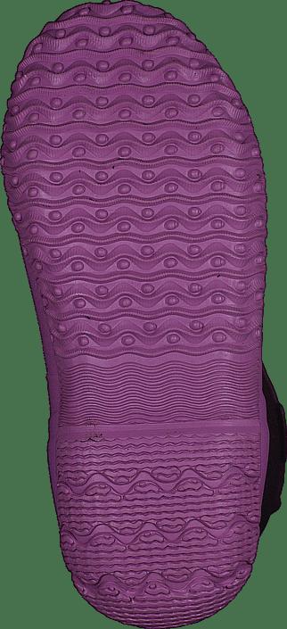 Classic High Handle Solid Purple