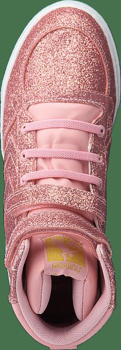 Hummel - Slimmer stadil glitter high Copper