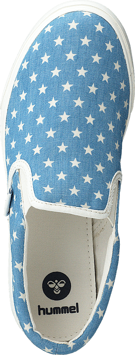 Slip-on star junior Blue