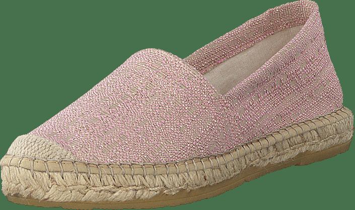 Ilse Jacobsen Dahlia65 Pale rosa bruna Skor Online
