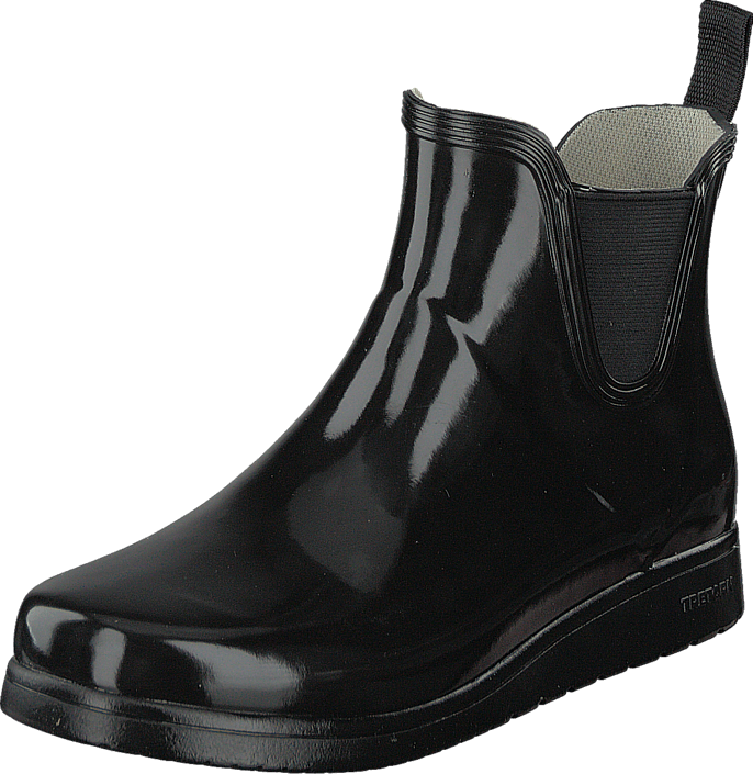 Charlie Classic Black