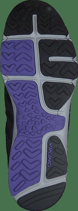 Femme Chaussures Acheter Viking Skog W GTX Noir/Purple Chaussures Online