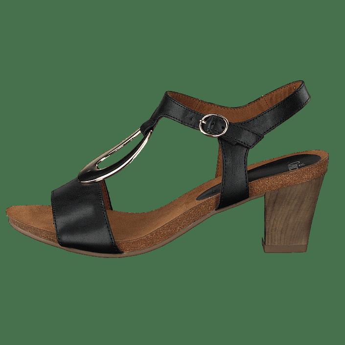 Femme Chaussures Acheter Caprice Chenoa Noir Chaussures Online