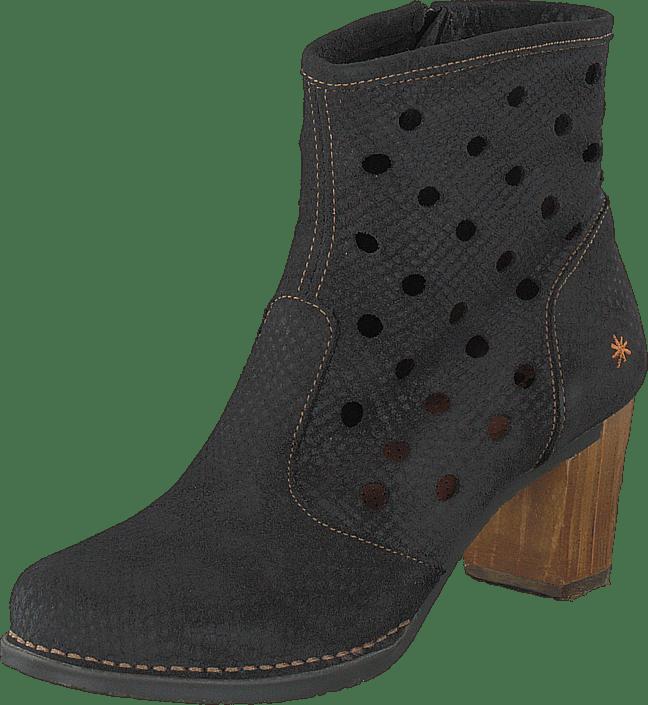 Salzburg Sorte Kjøp Og Støvler Art Black Støvletter Sko 416 Online vxqP1qU