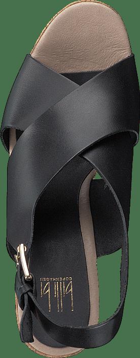 Kjøp Billi Bi 4088 Black Vaqueta Sko Online