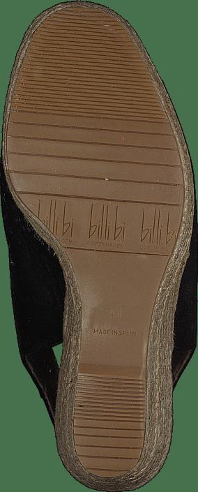 Billi Bi - 4081 Black Nappa