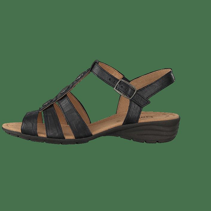 Osta Gabor 44.552.57 Black Mustat Kengät Online  9ebb9f1884