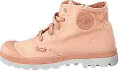 Pampa Hi Zipper Kids 53196-671 Salmon Pink