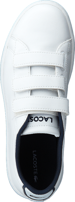 Lacoste - Carnaby Evo 116 1 Wht/Nvy