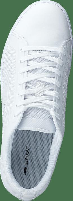 116 Lacoste Kjøp Sneakers Online Sko Straightset 4 Wht Hvite O4717xq