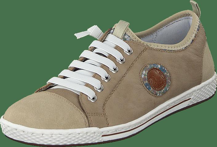 Rieker Schuhe in Beige online bestellen   Beige Schuhe bei
