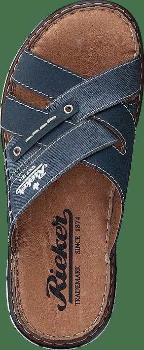 Kjøp Rieker 25199-14 Blue Sko Online