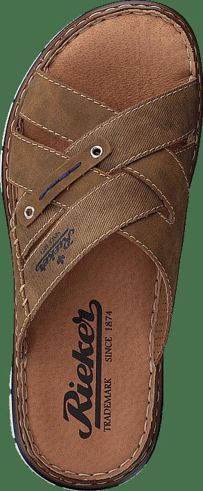 Kjøp Rieker 25199-24 Brown Sko Online