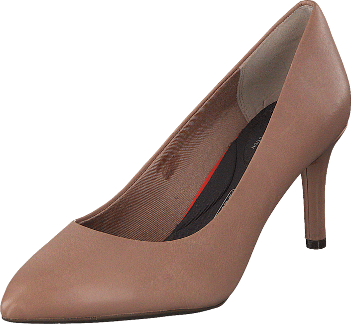 Total Motion Warm Taupe Calf