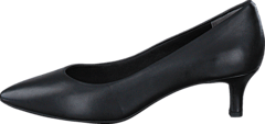 Total Motion Kalila Black Calf