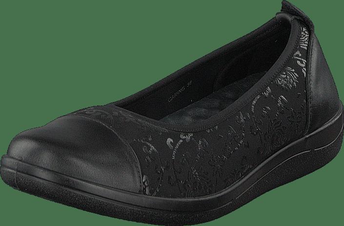 Sköna Black Online Sorte Kjøp Marie Lave Caring Sko AtwYdx
