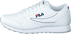 size 40 941cd 6927b Fila - Orbit Low Wmn White