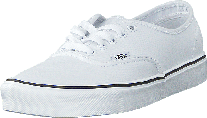 Authentic Lite + (Canvas) True White