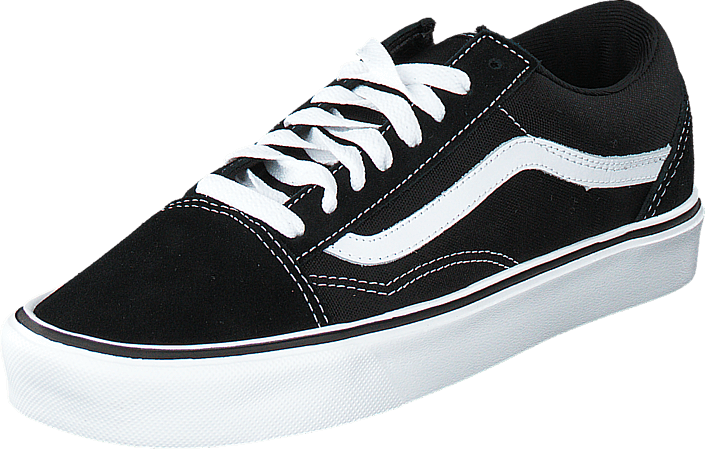 vans old skool lite - heren schoenen