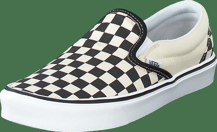 fd1ac9325c Buy Vans Slip-On Lite + Black Classic White white Shoes Online ...