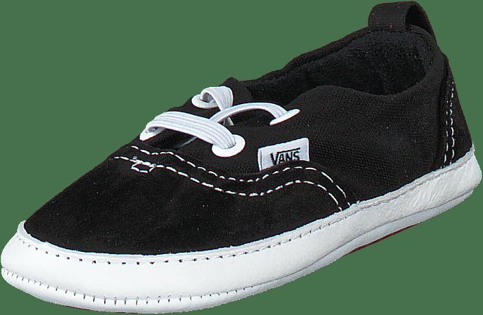 bfb34aa620 Buy Vans Era Crib Black True White black Shoes Online