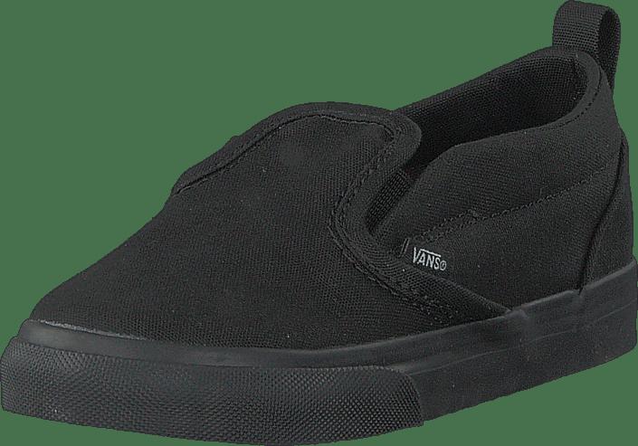 Vans - Slip-On V Black/Black