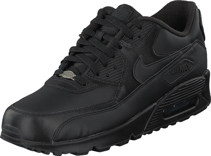 Nike - Air Max 90 Leather Black/Black