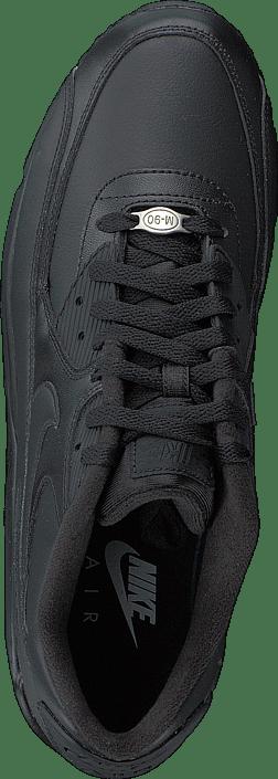 Air Max 90 Leather Black/Black