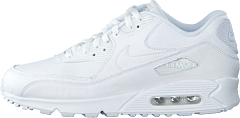 quality design 1dce6 920cc Nike - Air Max 90 Leather White White