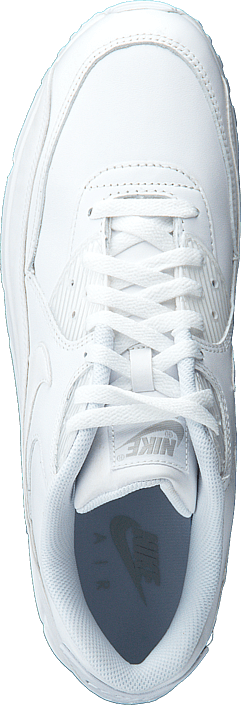 Air Max 90 Leather White/White