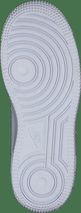 Force 1 (Ps) White/White-White