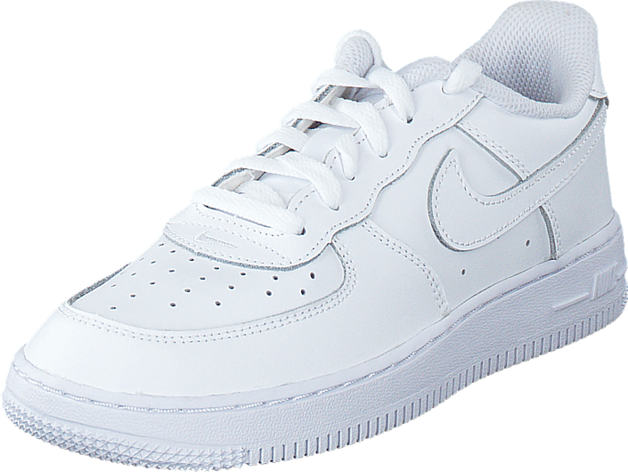Nike - Force 1 (Ps) White/White-White