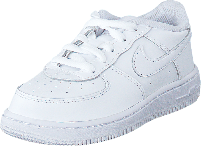 Nike - Force 1 (Td) White/White-White
