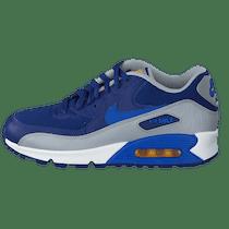 timeless design 876d9 d86bf Nike - Nike Air Max 90 Mesh (Gs) Dp Ryl Blue Hypr Cblt