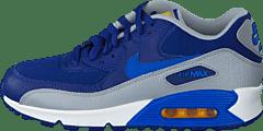 timeless design fb790 d5622 Nike - Nike Air Max 90 Mesh (Gs) Dp Ryl Blue Hypr Cblt