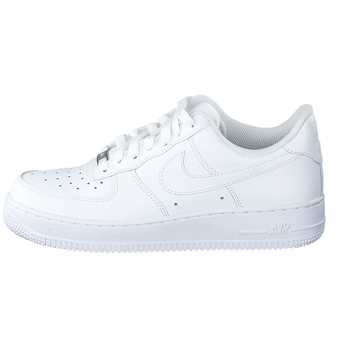 new product c8415 c4d95 Köp Nike Wmns Air Force 1  07 White White vita Skor Online   FOOTWAY.se