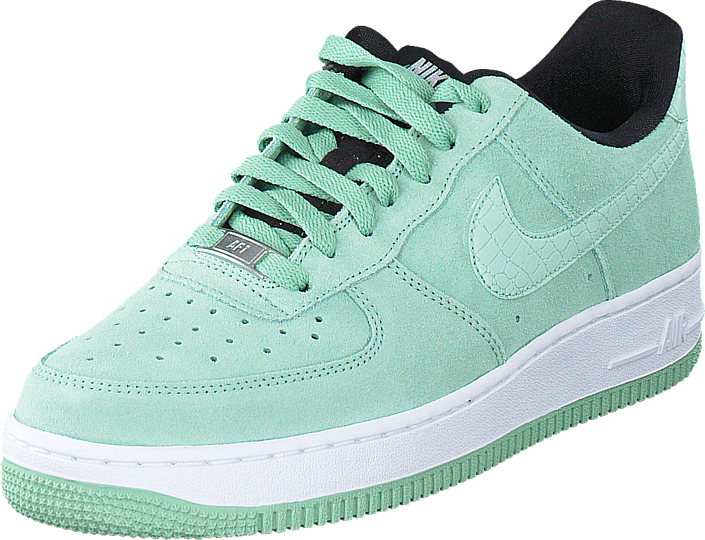 mintgröna nike skor