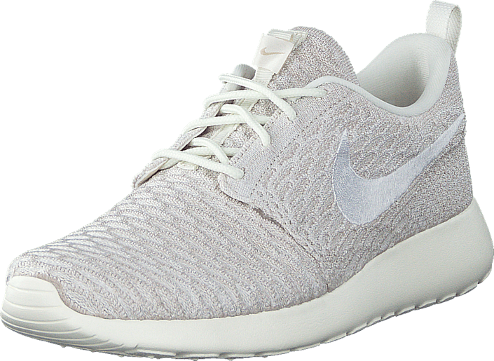 newest 1695f 41d69 Nike - Wmns Roshe One Flyknit Sail White-String