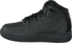 Nike - Wmns Air Force 1 Mid  07 Le Black Black 8a96226e8e