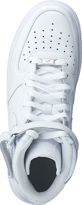 Nike Wmns Air Force 1 Mid \'07 Le White/White 215487793