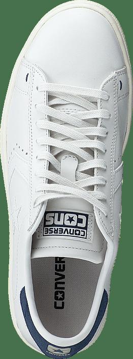 Converse - Pro Leather LP-Ox White Dust/Navy Dust