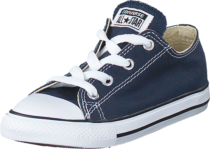 8ecf5ae9c576 Buy Converse Chuck Taylor All Star-Ox Navy blue Shoes Online ...