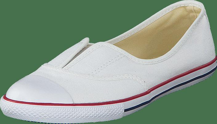 Converse All Star Dainty Cove Slip Whitenaturalwhite Weiß Schuhe