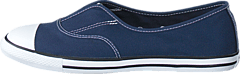All Star Dainty Cove-Slip Converse Navy/Converse Navy/Wh