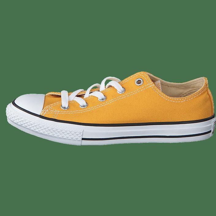 4b48a9f2e85 Köp Converse All Star Seasonal-Ox Solar Orange gula Skor Online | FOOTWAY.se