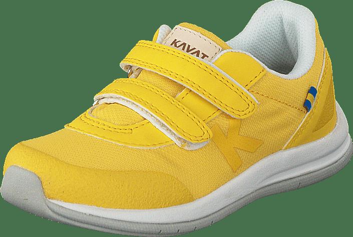 Yellow Närke gule Sko no Kjøp Kavat OnlineFOOTWAY c34jL5ARq