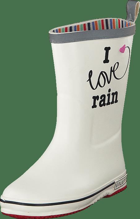 Vincent - I love rain White